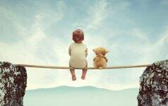 TESTAS padės sužinoti stiprias ir silpnas jūsų vaiko savybes