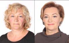 Loretos (55 m.) pokyčiai: neįtikėtina, kaip lengvai galima nusimesti metų naštą!