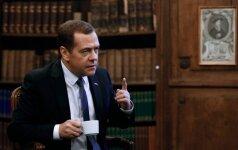 Медведев заявил о недопустимости узкополитического подхода к культуре