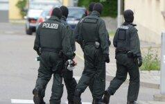 В Антверпене задержали водителя, пытавшегося протаранить толпу