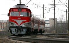 Литовская железная дорога представляет электронный билет