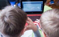 Tėvai nepritaria, kad į mokyklą visi vaikai pradėtų eiti 6 metų