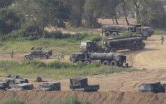 США и Южная Корея начали масштабные военные учения