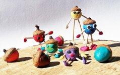 Laviname vaikus: 2 smagūs rudeniški darbeliai