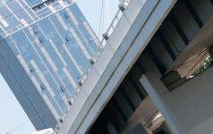 Во время учений эвакуирован небоскреб Вильнюсского самоуправления