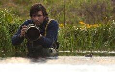 Gamtos fotografas M. Čepulis: jei 2 ar 3 dienas neišlekiu į mišką, mano rodomasis pirštas ima trūkčioti