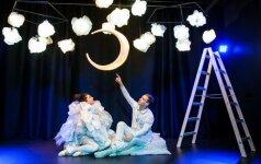 Vilniuje atidarytas teatras patiems mažiausiems