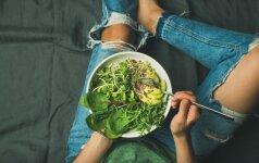 Biomedicinos mokslų daktarė: ką ir kiek valgyti?