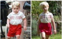 Naują madą išpopuliarino Kate Middleton ir princas George (FOTO)