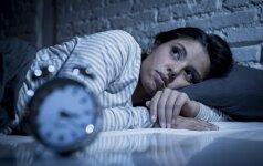 Paaiškino, kurios valandos paroje yra būtiniausios miegui