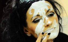 Teatro grimerė: būtina išmanyti ir spalvų psichologiją