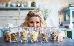 B. Nicholson: 2 savaičių mitybos planas, kuris leis per dieną suvartoti iki 1400 kcal ir nejausti alkio