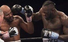 Не дождавшийся боя с Поветкиным Уайлдер провел успешную защиту титула