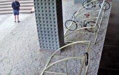 Ieškomas stebėjimo kamerų užfiksuotas asmuo – jis įtariamas dviračio vagyste