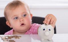 Kaip ugdyti vaikų verslumą jau nuo ikimokyklinio amžiaus?