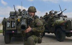 Чехия утвердила отправку военнослужащих в Литву и Латвию
