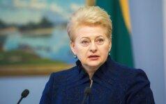 Президент Литвы примет участие в Мюнхенском форуме по безопасности