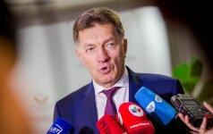 Буткявичюс: новый Трудовой кодекс улучшит конкурентоспособность Литвы