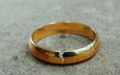 Išsiskyrimas – nevykėlių lemtis? Psichologės įžvalgos apie skyrybas