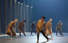 Eligijus Butkus atsisveikina su baleto scena