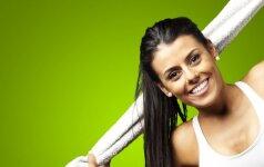 7 veiksmingiausi pratimai, padėsiantys atsikratyti pagurklio