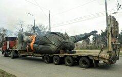 Украина избавилась от памятников Ленину