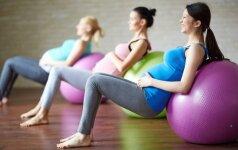37 nėštumo savaitė: ar jau apsilankėte kursuose būsimiems tėvams?