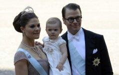Karališkoji šeima nufilmavo netradicinį sveikinimą VIDEO