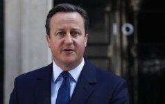 Кэмерон призвал британцев не отворачиваться от Европы после брексита