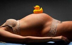 Pasiryžo pasauliui parodyti, kaip iš tiesų atrodo kūnas po gimdymo
