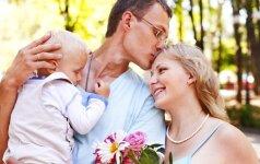 Būsimi ir esami tėvai kviečiami į nemokamas paskaitas Vilniuje