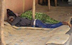По программе ЕС в Литву прибыли 10 беженцев из Эритреи