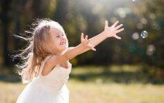 Atopiniu dermatitu sergančios mergaitės istorija (+KONKURSAS)