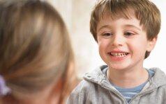 4 dalykai, kurių būtinai turime išmokyti sūnų