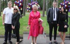 Vilniuje paminėta Prancūzijos nacionalinė šventė