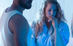 Dėl kokių priežasčių vyrai dažniausiai palieka moteris?