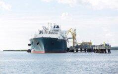 Литва купила газ у американской компании Cheniere