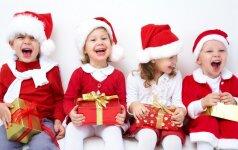 Kaip atrodo linksmiausios mažųjų Kalėdos? VIDEO