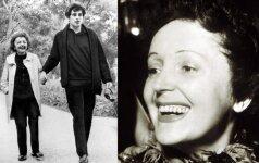 Edith Piaf – coliukiško ūgio viešnamio mergaitė, sunaikinusi pati save