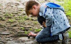 Svarbi savybė, kurią turi visi maži vaikai, bet vėliau ją neretai išmuša tėvai