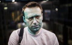 Навальному в спецприемник вызывали скорую помощь