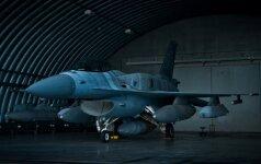 На авиабазу в Польше прибыли первые высокоточные ракеты JASSM