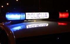 Пропавший в Вильнюсе 7-летний мальчик нашелся поздно вечером