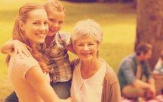 Psichologė: ar jūsų santykiai su mama išties nuoširdūs ir šilti?