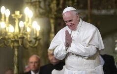 Беларусь хочет организовать встречу Папы Римского и патриарха Кирилла
