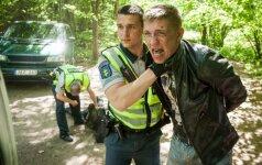 У Зелёных озёр бывшие заключeнные напали на курсантов