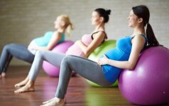 Nėštumo kalendorius: 12 savaitė