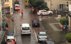 Užpuolimas Šveicarijoje