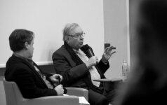 Garsus režisierius, rašytojas Krzysztofas Zanussi atvyksta į Vilnių pristatyti savo autobiografijos