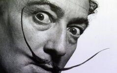 Salvadoro Dali paslaptys: iškrypėliškos fantazijos ir amžina meilė